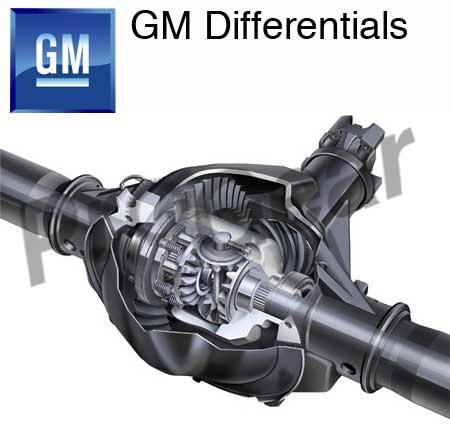 New used and rebuilt gm differentials at a great price for Bebop 2 motor repair kit